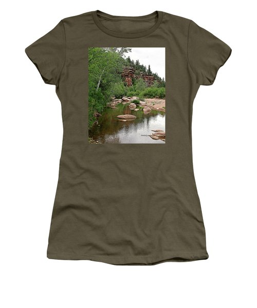 East Verde Spring Crossing Women's T-Shirt