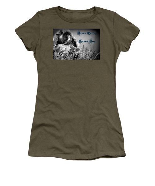 Easter Card Women's T-Shirt