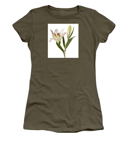Easter Lilly Women's T-Shirt (Athletic Fit)