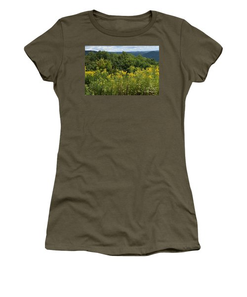 Eastern Summit 5 Women's T-Shirt (Athletic Fit)