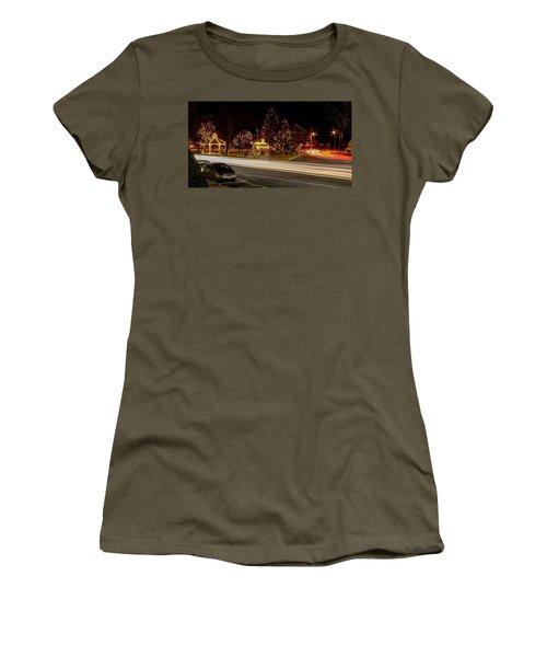 Easthampton Light Trails Women's T-Shirt