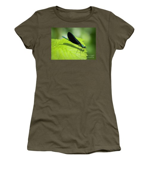 Ebony Jewelwing Women's T-Shirt