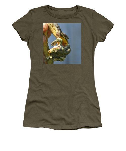 Ecosystem Women's T-Shirt (Athletic Fit)