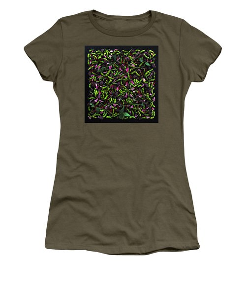 Edamame Patterns Women's T-Shirt