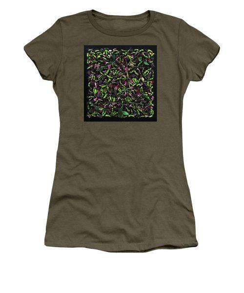 Edamame Patterns Women's T-Shirt