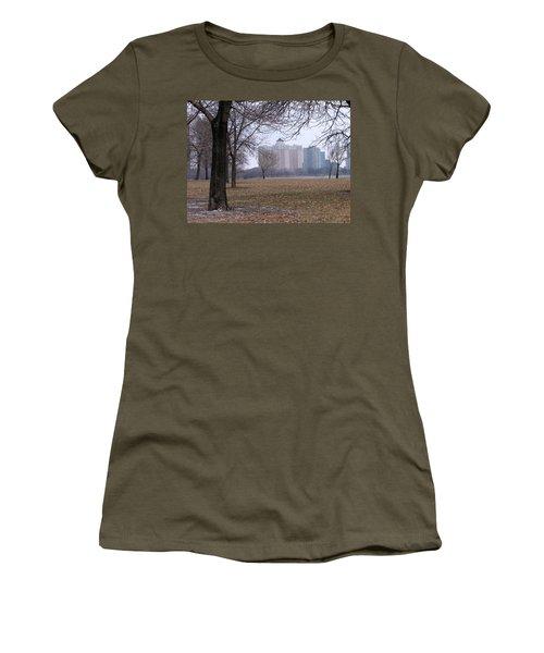 Edgewater Beach Apartments Women's T-Shirt