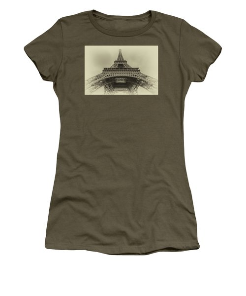 Eiffel Tower 2 Women's T-Shirt