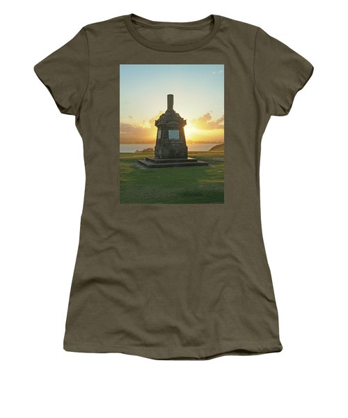 El Morro San Juan Puerto Rico Women's T-Shirt