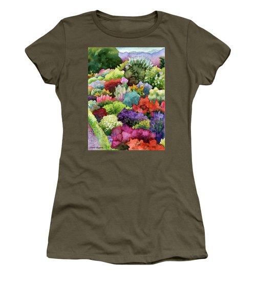 Electric Garden Women's T-Shirt