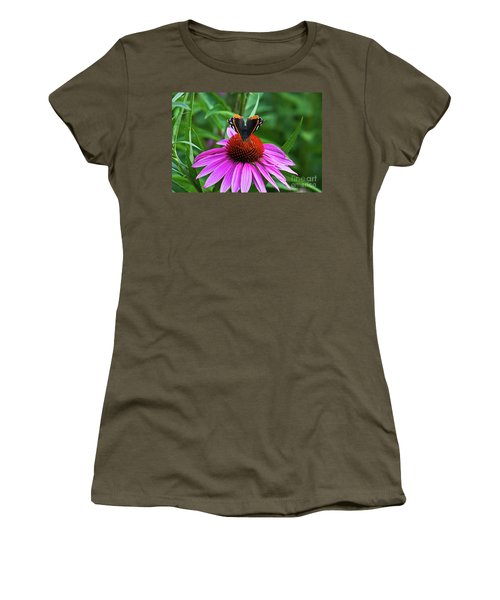 Elegant Butterfly Women's T-Shirt