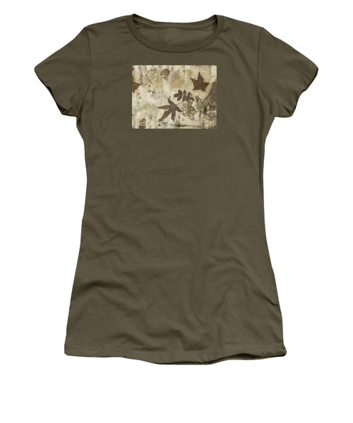 elements of autumn II Women's T-Shirt (Athletic Fit)