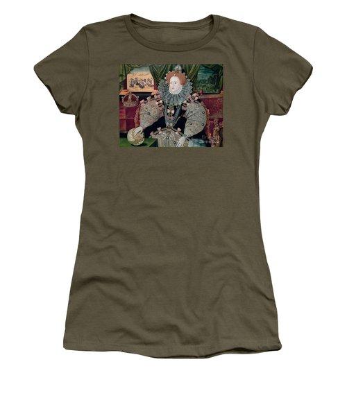 Elizabeth I Armada Portrait Women's T-Shirt