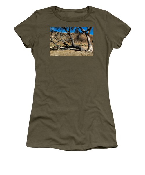 Elizabeth Lake Tree Women's T-Shirt