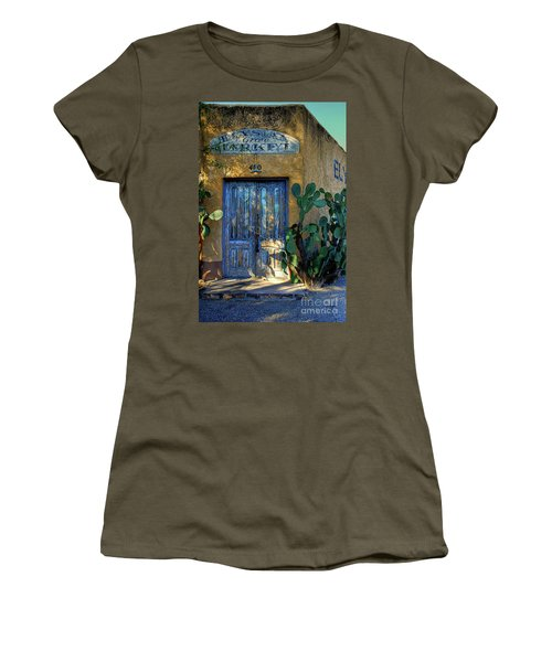 Elysian Grove In The Morning Women's T-Shirt