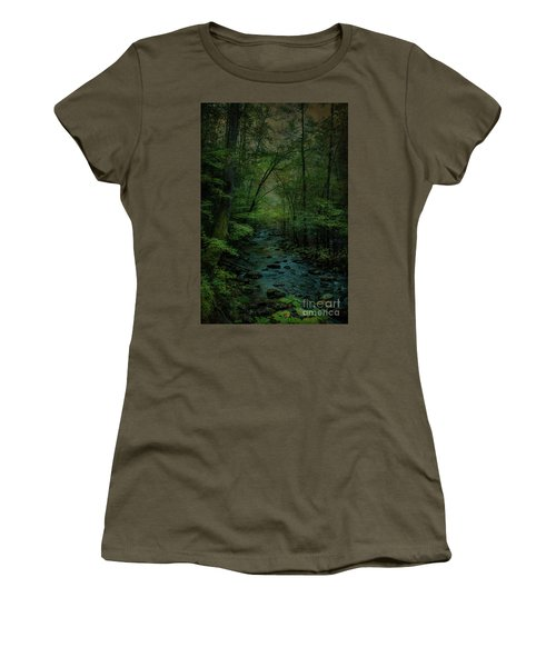 Emerald Creek Women's T-Shirt (Athletic Fit)