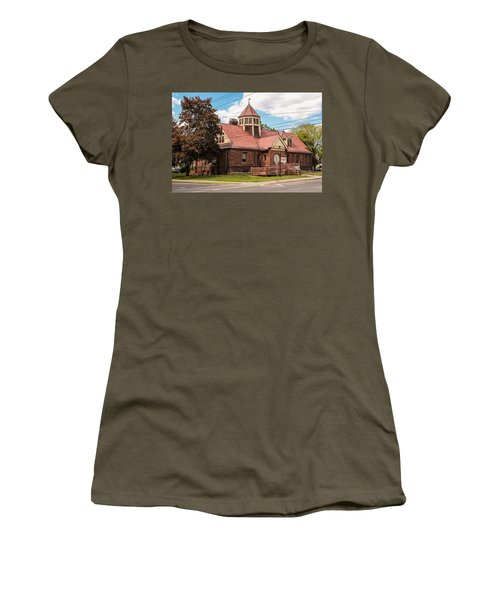 Emily Williston Memorial Library And Museum Women's T-Shirt