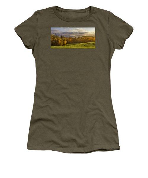Empty Pasture - Cows Needed Women's T-Shirt