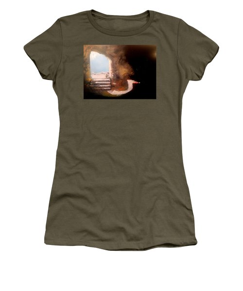 Empty Tomb Women's T-Shirt (Athletic Fit)