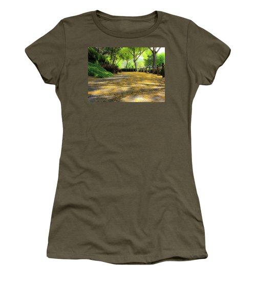 Enchanted Path Women's T-Shirt