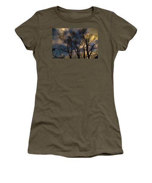 Enchanting Night Women's T-Shirt (Junior Cut) by James BO Insogna