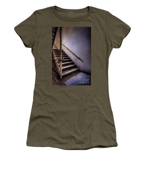 Enter The Darkness Women's T-Shirt