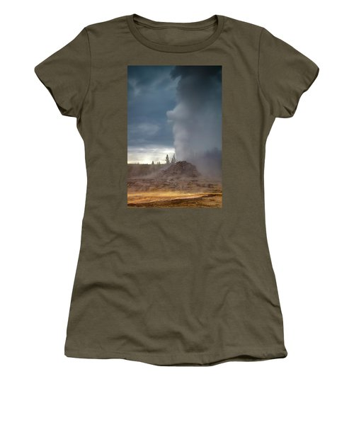 Eruption Women's T-Shirt