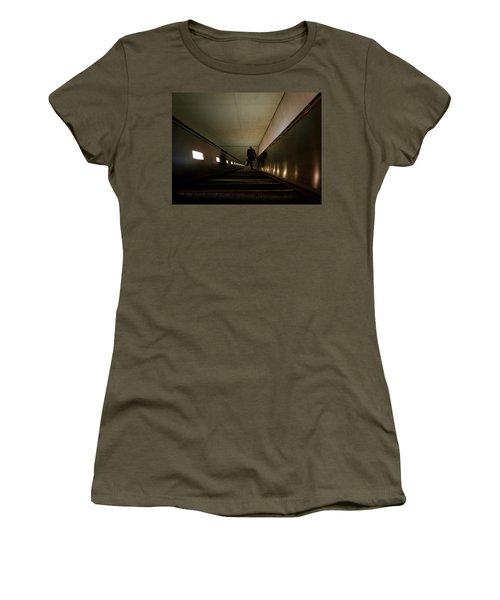 Escalation Women's T-Shirt (Athletic Fit)