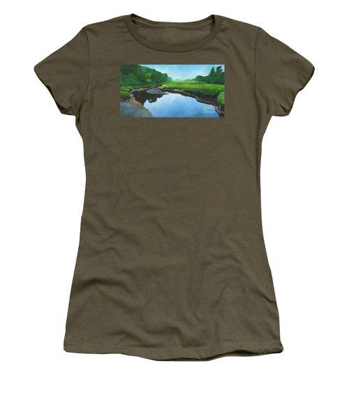 Essex Creek Women's T-Shirt (Athletic Fit)