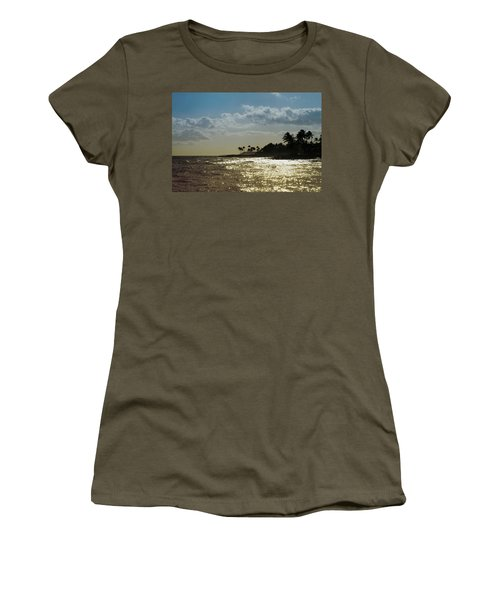 Evening At Poipiu Kauai Women's T-Shirt