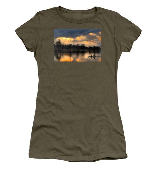 Evening Relaxation Women's T-Shirt