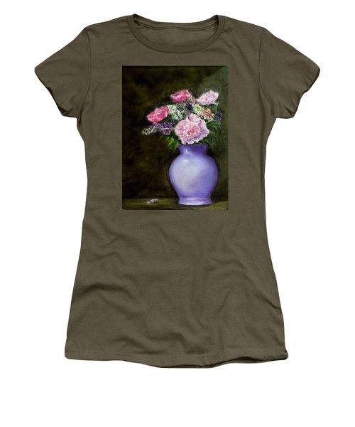 Evening Splendor Women's T-Shirt (Athletic Fit)