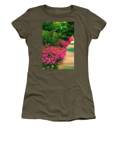 Evening Stroll Women's T-Shirt