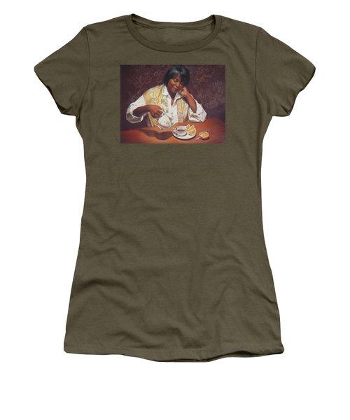 Evening Tea Women's T-Shirt