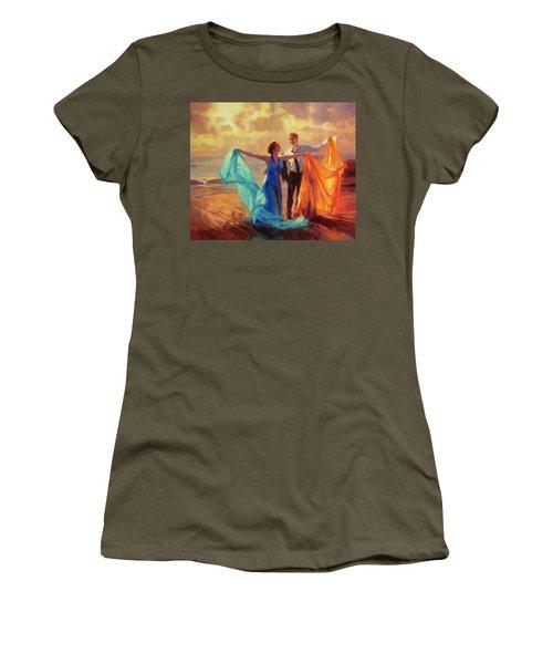Evening Waltz Women's T-Shirt