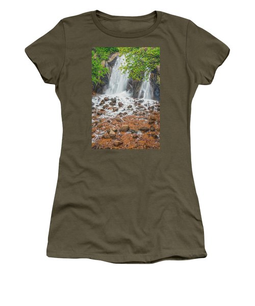 Every Day May Not Be Good, But There's Something Good In Every Day.  Women's T-Shirt (Athletic Fit)