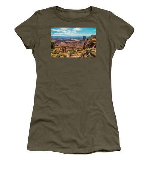 Expansive View Women's T-Shirt