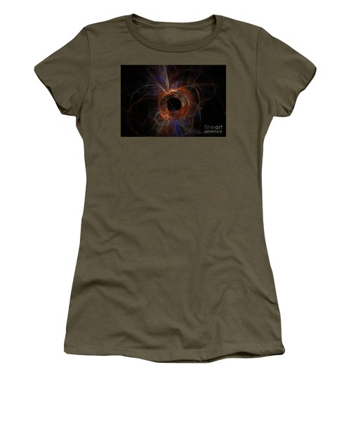 Experiment 9 Women's T-Shirt (Athletic Fit)