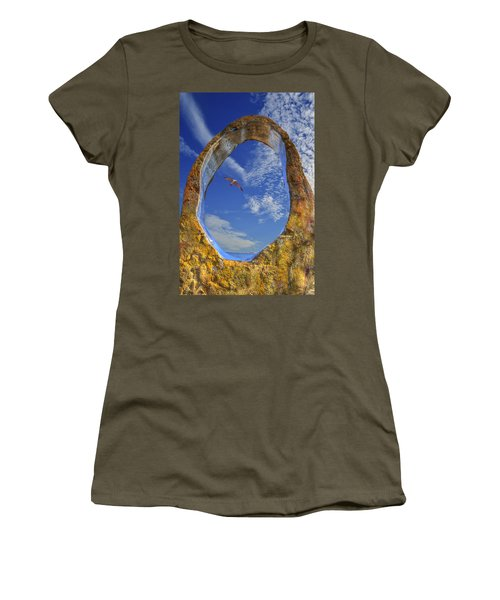 Eye Of Odin Women's T-Shirt