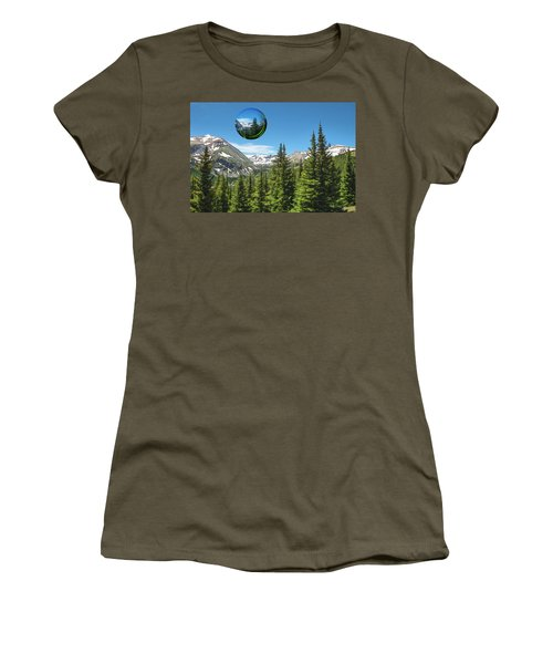 Eye On Summit County Women's T-Shirt (Athletic Fit)