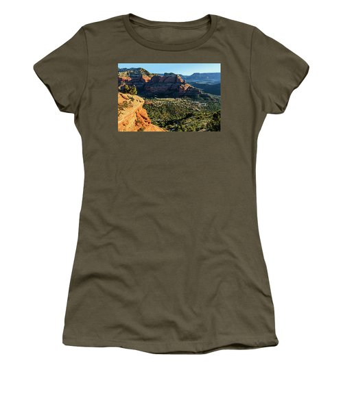 F And B Ridge 07-021 Women's T-Shirt (Junior Cut) by Scott McAllister