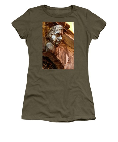 Face In The Streets - Rovinj, Croatia Women's T-Shirt