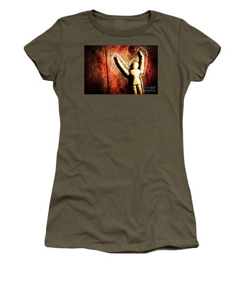 Faceless Victim Women's T-Shirt