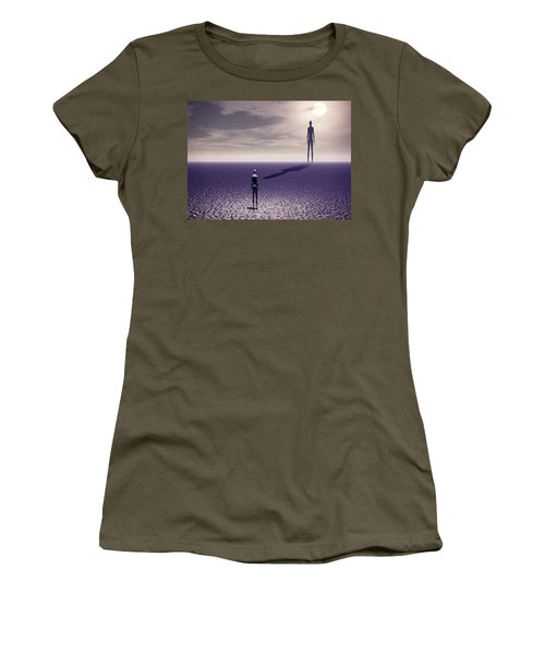 Facing The Future Women's T-Shirt