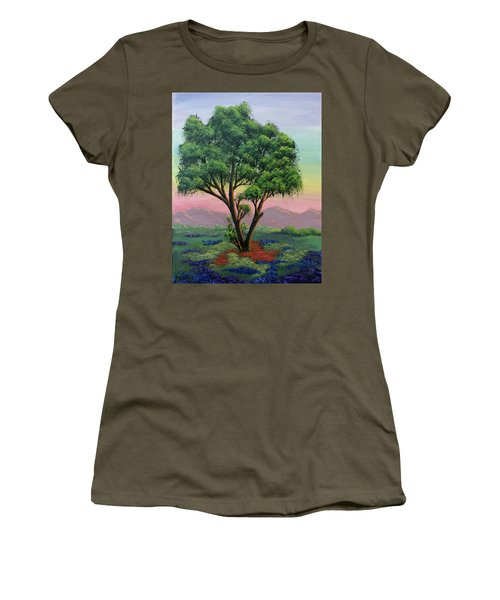 Fading Day Women's T-Shirt