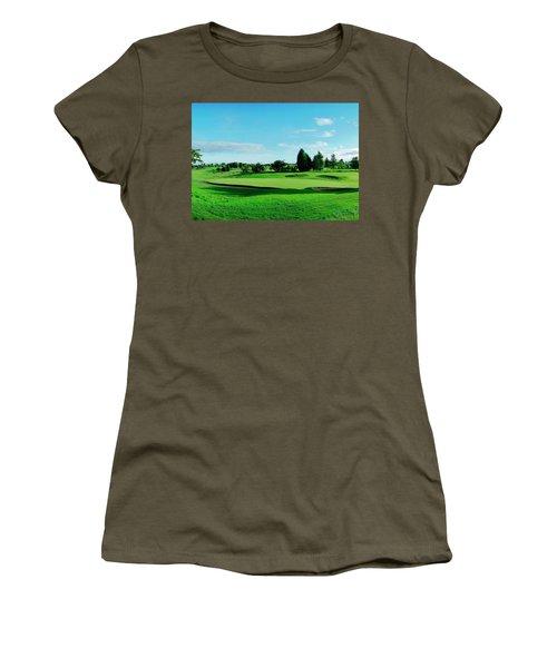 Fairway, Stirling Women's T-Shirt (Junior Cut)