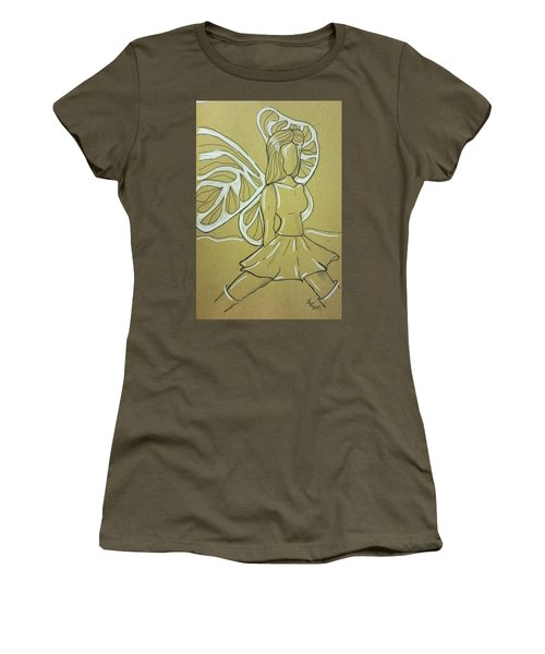 Fairy Women's T-Shirt (Athletic Fit)