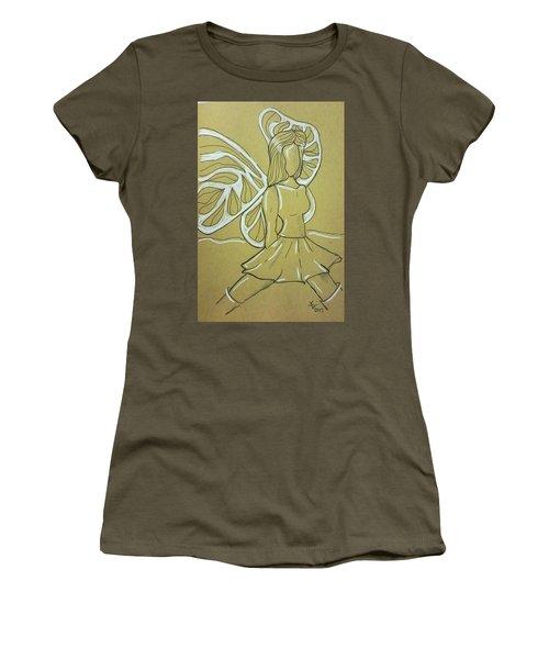 Fairy Women's T-Shirt (Athletic Fit)