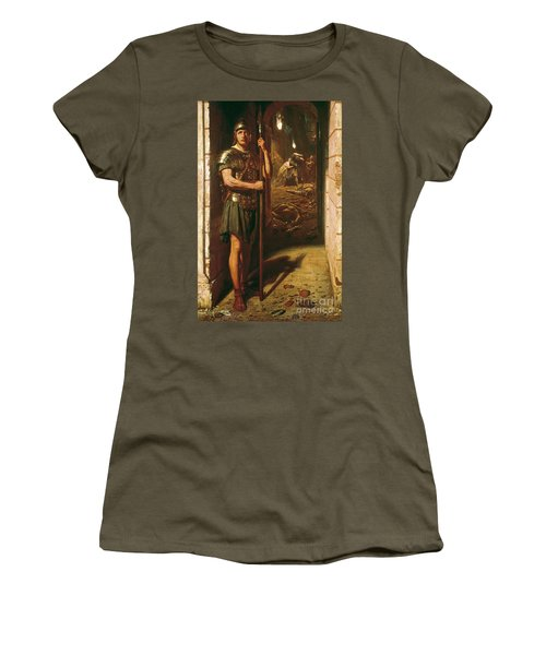 Faithful Unto Death Women's T-Shirt