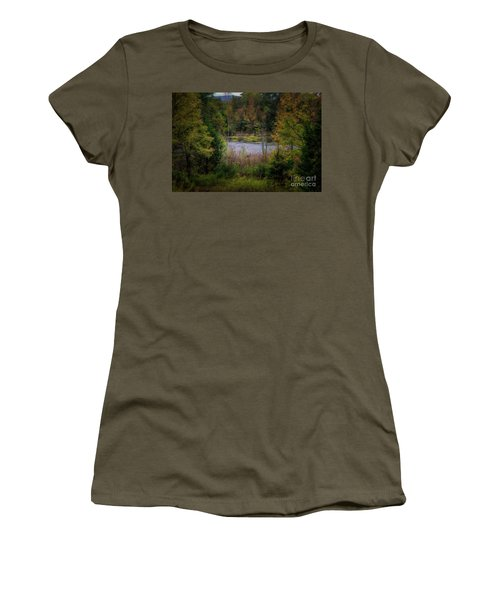 Fall At Fane Creek Women's T-Shirt