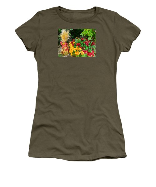 Fall Fantasy Women's T-Shirt (Athletic Fit)